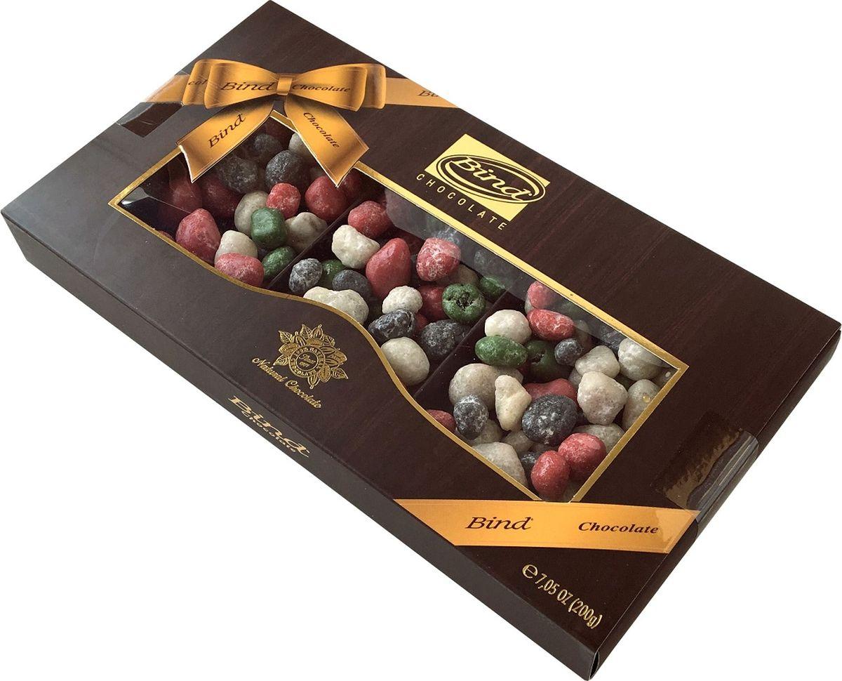 Bind сладкий гравий с абрикосом драже, 200 гPCK-6517.200Сладкий гравий с абрикосом в подарочной упаковке.