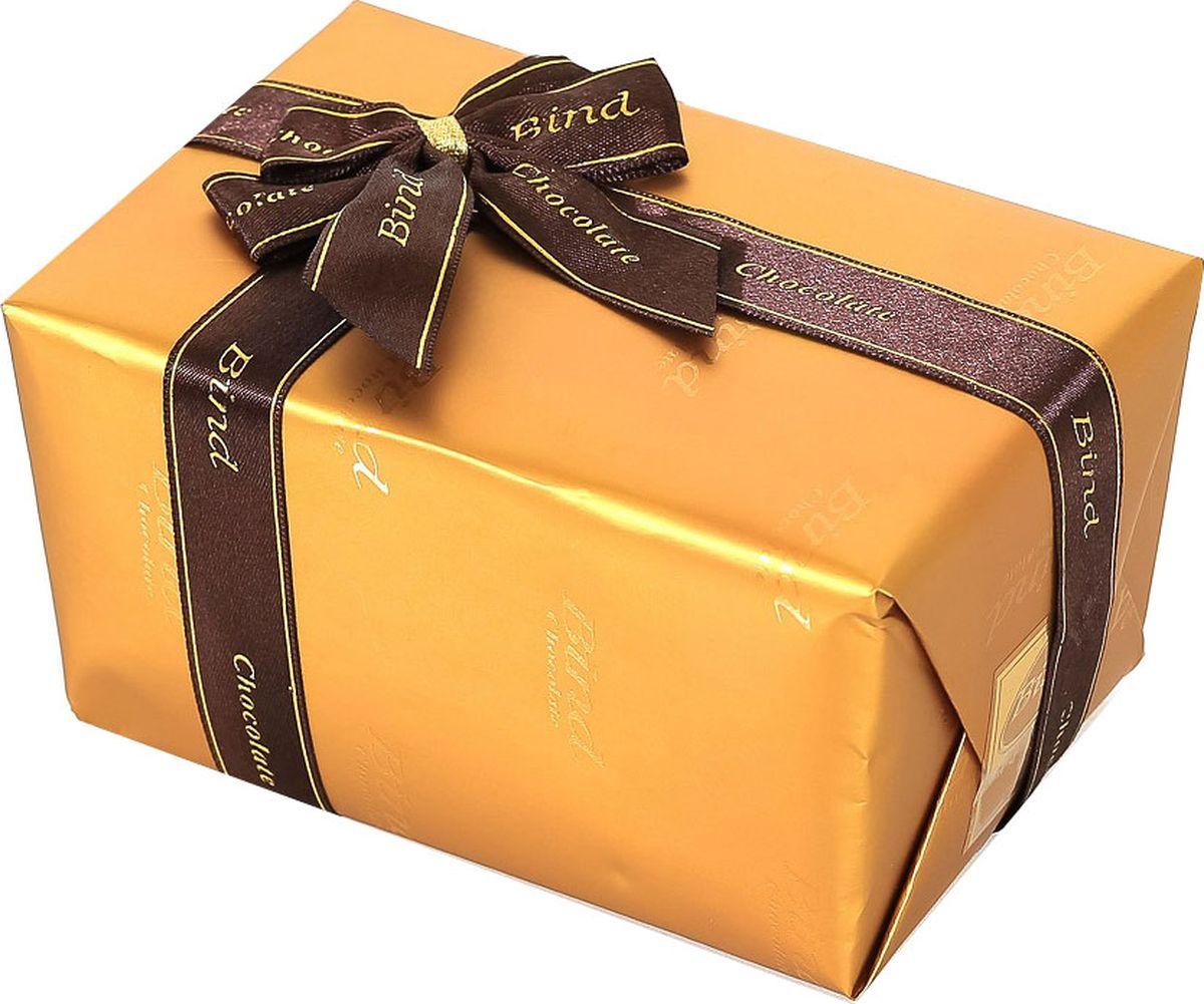 Bind набор шоколадных конфет золото, 110 г набор конфет pergale dark розы ассорти 382г