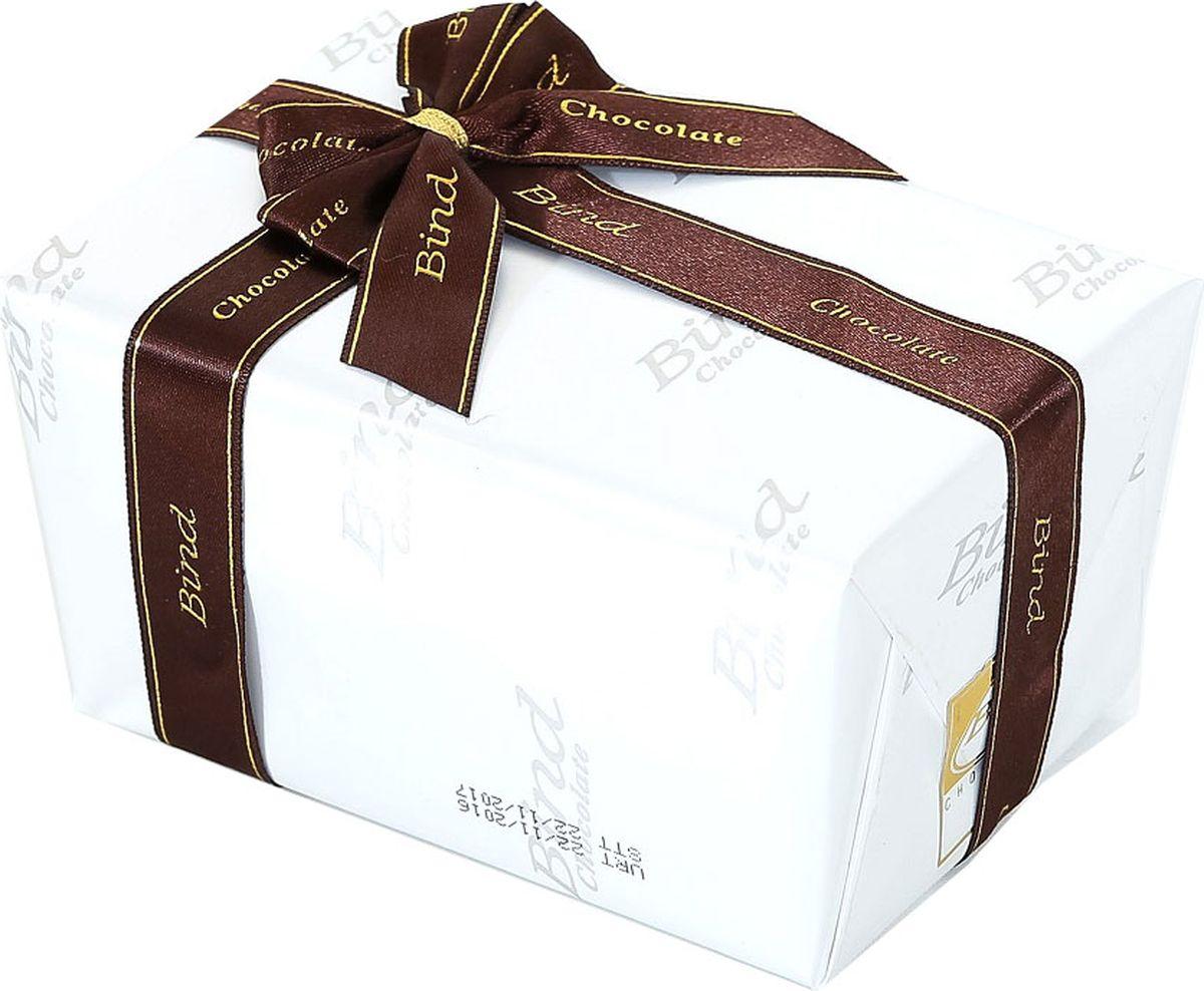 Bind набор шоколадных конфет белый, 110 г набор конфет pergale dark розы ассорти 382г