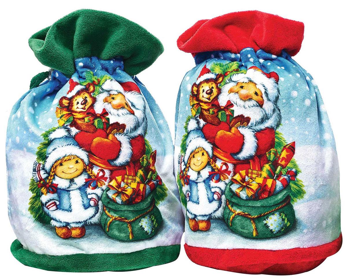 Сладкий новогодний подарок мягкая игрушка С Новым Годом, 800 г1610Как удивить и порадовать ребенка в главный зимний праздник? Представляем вашему вниманию необычный новогодний подарок – сладости в мягкой игрушке. Это сразу два сюрприза в одном! В качестве вкусной начинки прекрасно подобранный состав кондитерских изделий от самых известных производителей, который. Прекрасный вариант поздравления детей на утренниках в детских садах, школах и на новогодних елках.