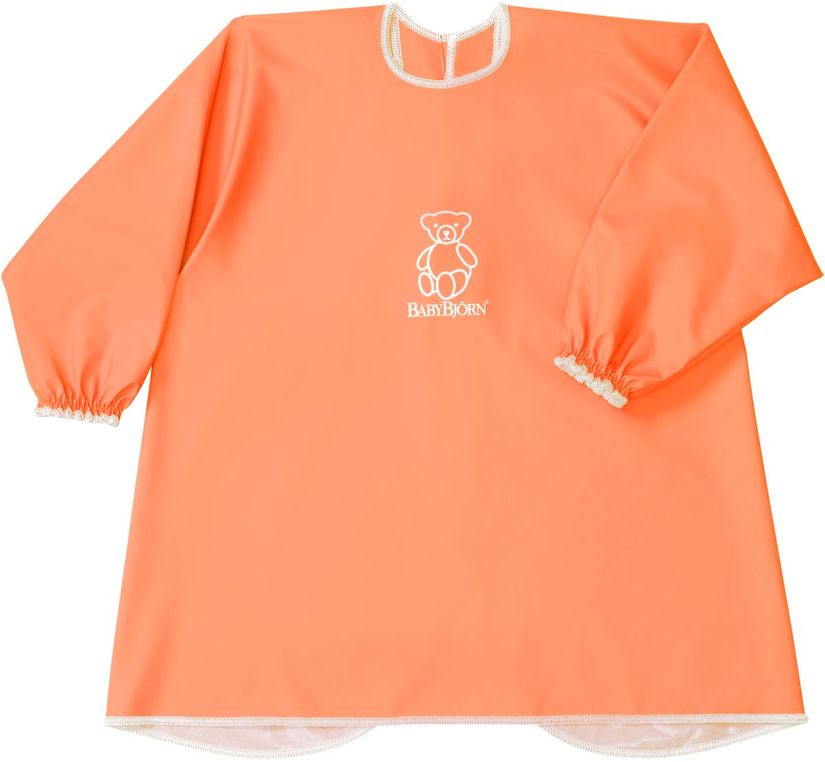 BabyBjorn Рубашка для кормления цвет оранжевый babybjorn сиденье для унитаза babybjorn белый с красным