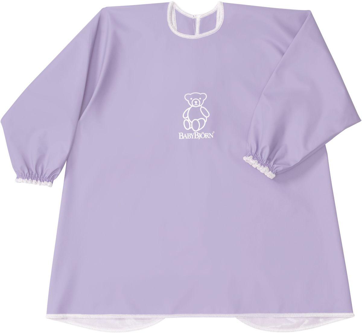 BabyBjorn Рубашка для кормления цвет лиловый babybjorn сиденье для унитаза babybjorn белый с красным