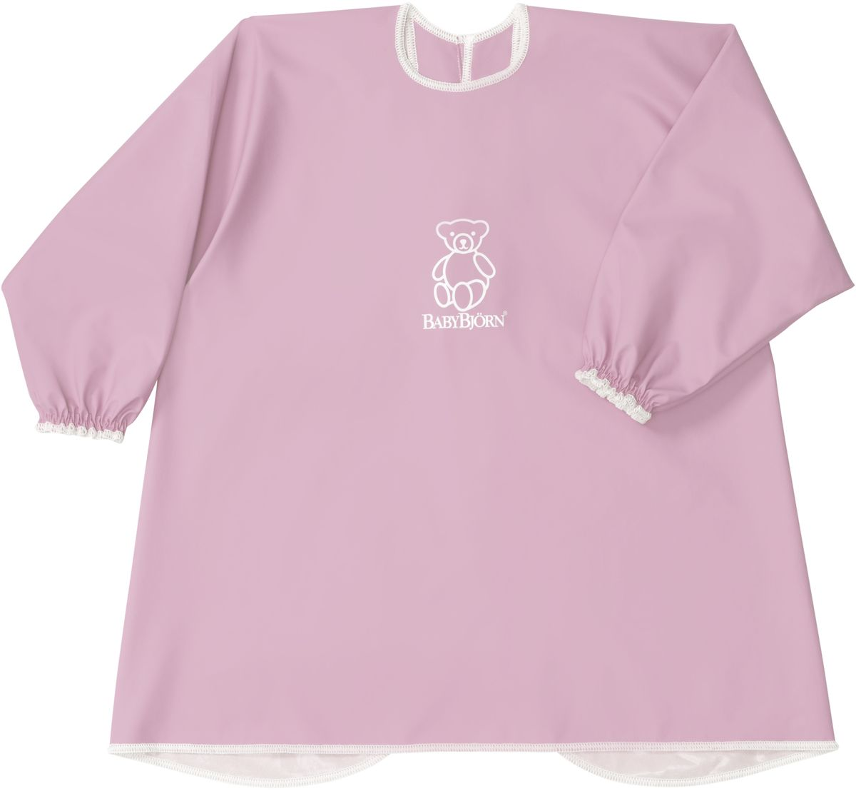 BabyBjorn Нагрудник цвет розовый - Все для детского кормления