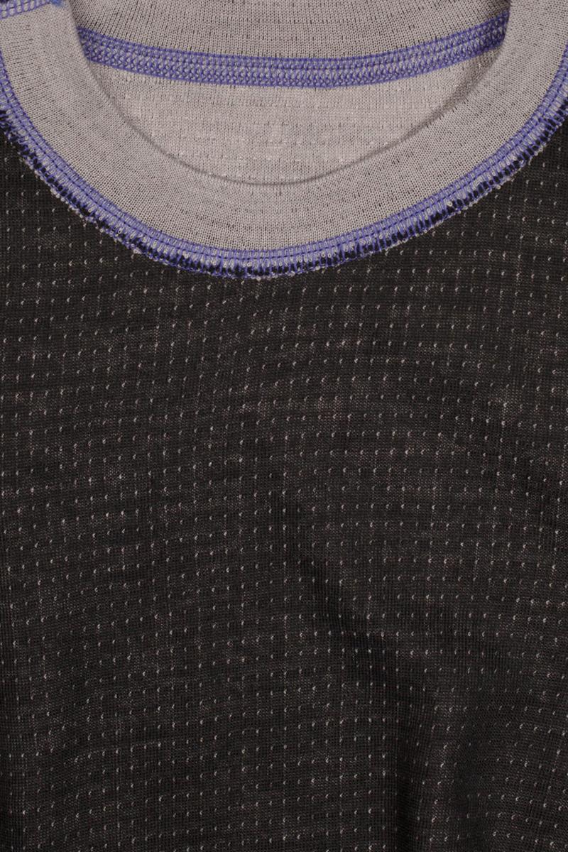 Термобелье кофта atPlay! выполнена из шерсти мериносовых овец с добавлением синтетических волокон для большей износостойкости. Легкое, удобное, не стесняющее движений термобелье станет идеальным первым слоем и отличным дополнением к мембранной одежде. Спасает от переохлаждения и от перегрева, а также отводит излишек влаги от кожи. Плоские швы не натирают и не давят на кожу. Шерсть мериносов не колется и не вызывает аллергию.