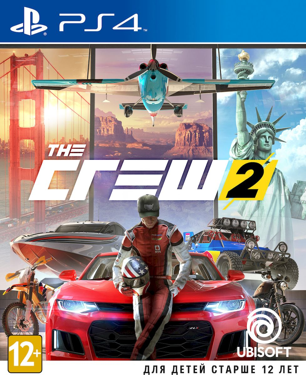 Zakazat.ru The Crew 2 (PS4)