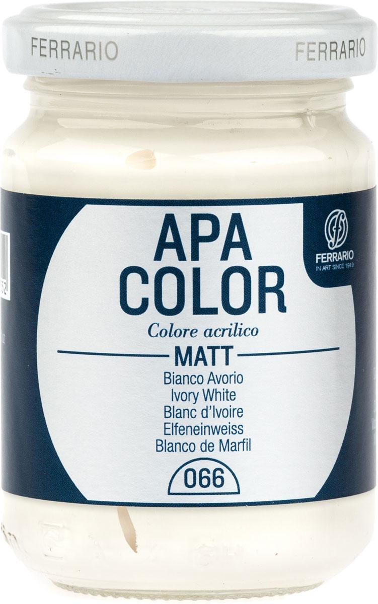 Ferrario Краска акриловая Apa Color цвет белила телесныеBA0095AO066Матовая акриловая краска Apa Color итальянской компании Ferrario на водной основе, готова к использованию. Основные качества акриловой краски Apa Color: прочность, светостойкость и экологичность. Благодаря акриловой смоле Apa Color пластична и не дает трещин. Именно поэтому краска прекрасно ложится на любые поверхности, будь то стекло, дерево или ткань, что особенно хорошо в дизайне и декоре. Она быстро сохнет, после высыхания становится водостойкой. Акриловая краска Apa Color не потускнеет со временем, ее светостойкость не позволит измениться цвету, он не выгорит на солнце и не пожелтеет. Акриловая краска Apa Color – это отличный выбор в пользу яркой живописи, так как в ее палитре только глубокие и насыщенные цвета. Из-за того, что акриловая краска Apa Color на водной основе, она почти совсем не пахнет, малотоксична – подходит для работы в помещениях, можно заниматься творчеством вместе с детьми. Акриловая краска Apa Color разводится водой, однако это не значит, что для нее нельзя использовать специальные растворители и медиумы, предназначенные для акриловых красок – в этом случае сохраняется высокая пигментированность, но объем краски увеличивается и появляется возможность создания различных фактур и эффектов. Акриловую краску Apa Color легко наносить кистью, шпателем, валиком.