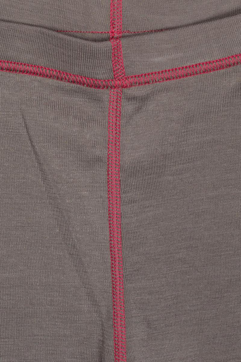 Термобелье брюки детские atPlay!, цвет:  серый, розовый.  3tpt762.  Размер 110