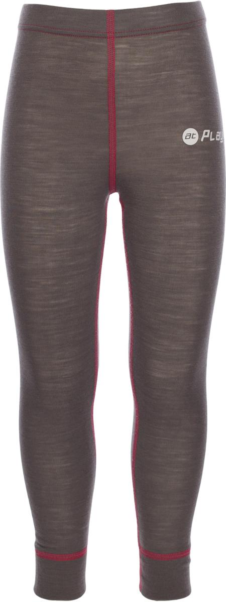 Термобелье брюки детские atPlay!, цвет: серый, розовый. 3tpt762. Размер 1043tpt762Термобелье брюки atPlay! выполнены из шерсти мериносовых овец. Легкое, удобное, не стесняющее движений термобелье станет идеальным первым слоем и отличным дополнением к мембранной одежде. Спасает от переохлаждения и от перегрева, а также отводит излишек влаги от кожи. Плоские швы не натирают и не давят на кожу. Шерсть мериносов не колется и не вызывает аллергию. Этот тип термобелья подойдет для чувствительных к холоду детей и при очень низких температурах воздуха.