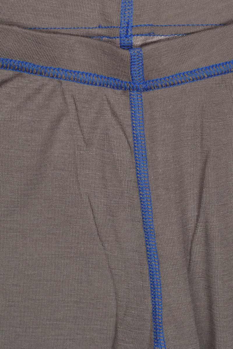 Термобелье брюки детские atPlay!, цвет:  серый, синий.  3tpt762.  Размер 110