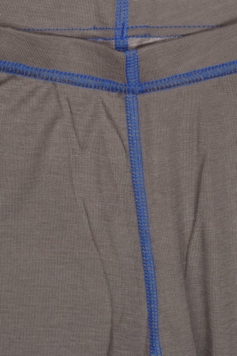 Термобелье брюки детские atPlay!, цвет:  серый, синий.  3tpt763.  Размер 134 atPlay!