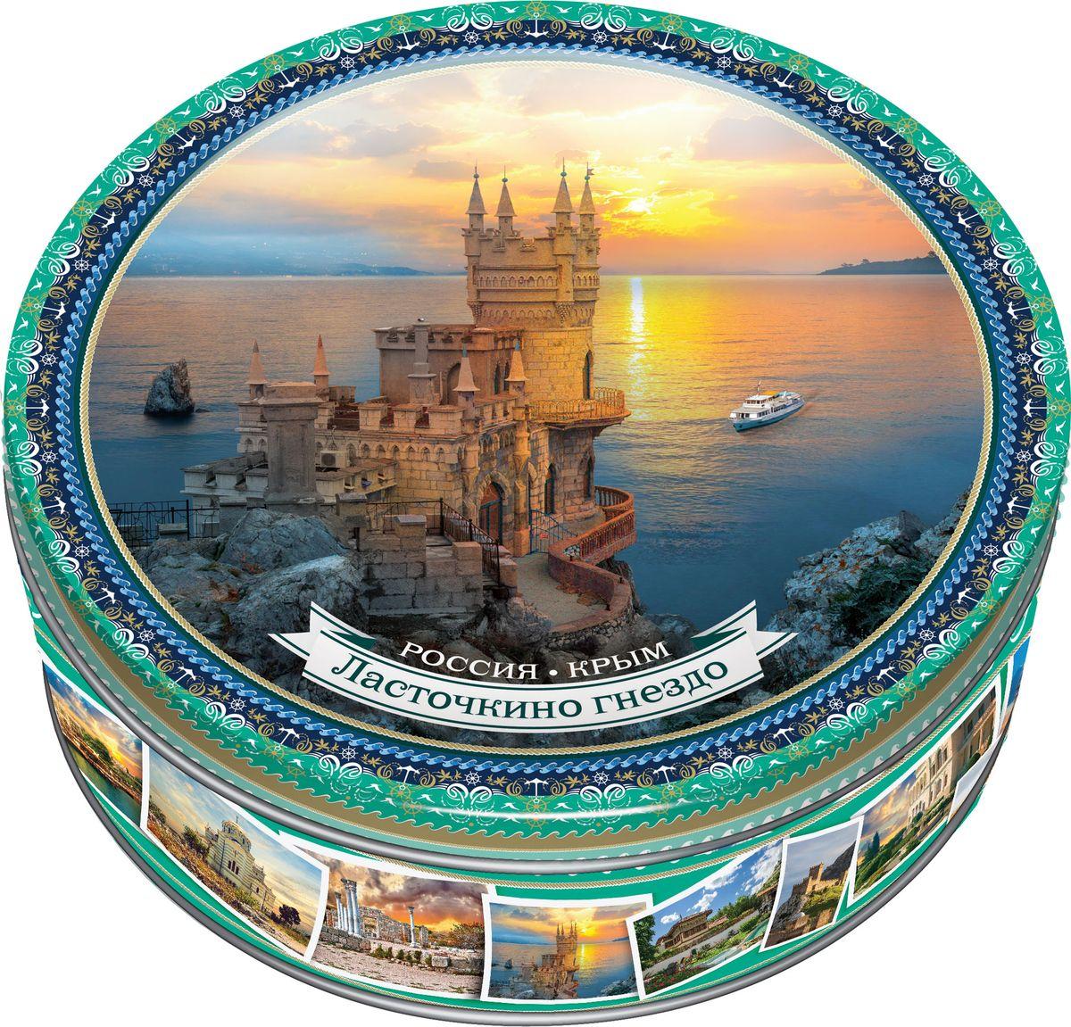 Monte Christo Крым печенье сдобное, 400 г сладкая сказка печенье дед мороз и снегурочка 400 г