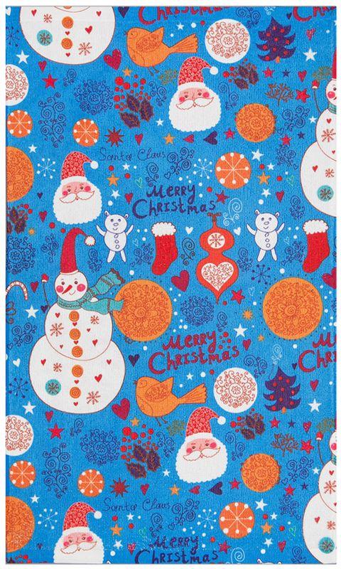 Полотенце кухонное Soavita Новогоднее, 38 х 64 см93539Что бы изделие прослужило долго, нужно соблюдать правила ухода, см. значки ухода за изделием.