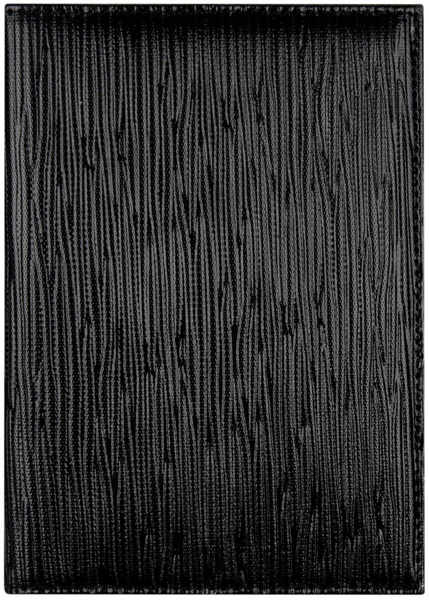 Обложка для автодокументов мужская Alliance, цвет: черный. 0-256-450-256-45 лВнутри с правой стороны кожаный карман с прорезными кармашками, с левой стороны наборные кармашки из кожи и пластика(комплектуется пластиковым блоком для документов). На лицевой стороне ставится тиснение AUTO или металлическая мулька BARON.