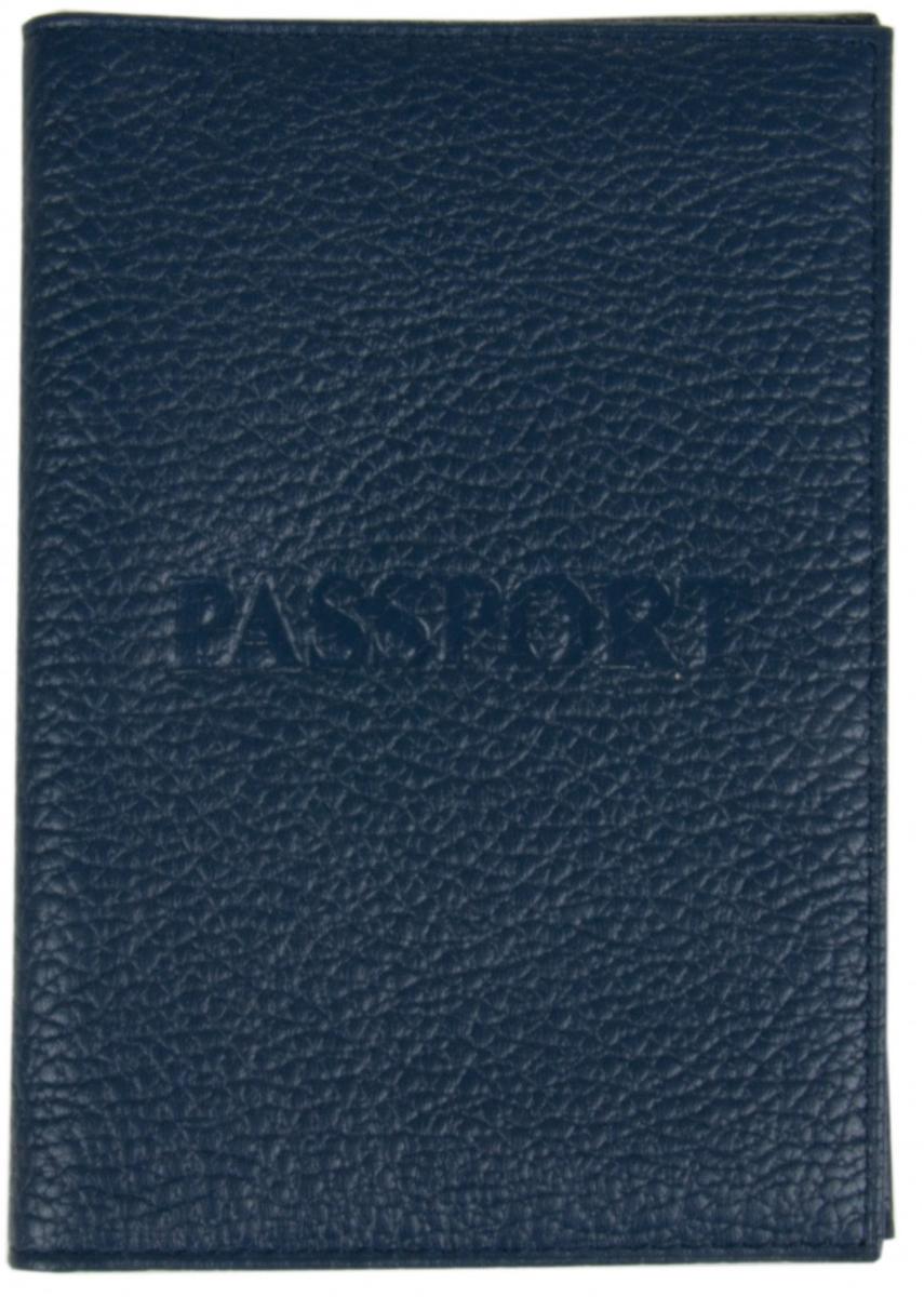 Обложка для паспорта мужская Alliance, цвет: синий. 0-2660-266 пл синий2Внутри с одной стороны прозрачный пластиковый держатель для паспорта, с другой стороны кожаные карманы для визиток. Текстильная подкладка.