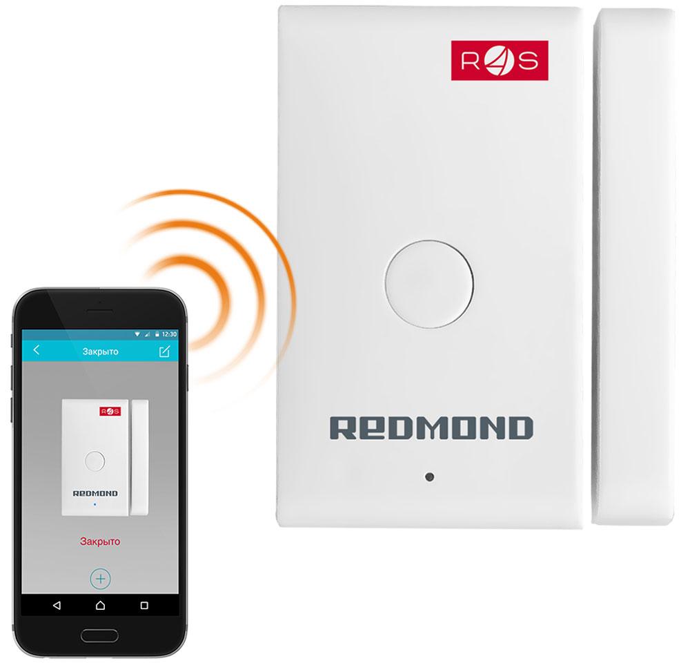 Redmond SkyGuard RG-G31S, White умный герконовый датчикRG-G31SУмный герконовый датчик Redmond SkyGuard RG-G31S – миниатюрный и вместе с тем высокотехнологичный гаджет для безопасности в доме и сохранности имущества. Датчик можно использовать для дистанционного контроля за открытием и закрытием дверей и окон в квартире, на даче или в гараже, а также для контроля за открытием и закрытием шкафов, ящиков и сейфов с ценными вещами.SkyGuard можно прикрепить к любой поверхности, которая требует мониторинга: к окну, входной двери или сейфу. Для этого не требуется каких-либо специальных навыков и оборудования.Умный герконовый датчик Redmond синхронизируется с мобильным приложением Ready for Sky Guard и в случае обнаружения движения в квартире мгновенно присылает оповещение на смартфон.RG-G31S будет полезен на даче и в загородном доме, где вы бываете редко. И, конечно, если в вашем доме есть умный герконовый датчик, то можно, ни о чем не волнуясь, отправляться в любую продолжительную поездку.В приложении Ready for Sky Guard доступен журнал событий, в котором фиксируются все данные о движениях того предмета, к которому датчик прикреплен. Прикрепив умный герконовый датчик к входной двери, вы всегда сможете узнать, возвращается ли ребенок из школы вовремя. А закрепив датчик на шкафчике с личными вещами, проконтролировать, не открывает ли его кто-то без вашего ведома.Электропитание: 3 ВПоддержка на операционных системах: 4.4 KitKat и выше, iOS 8.0. и вышеДопустимый диапазон рабочих температур: от -10 до 40°С