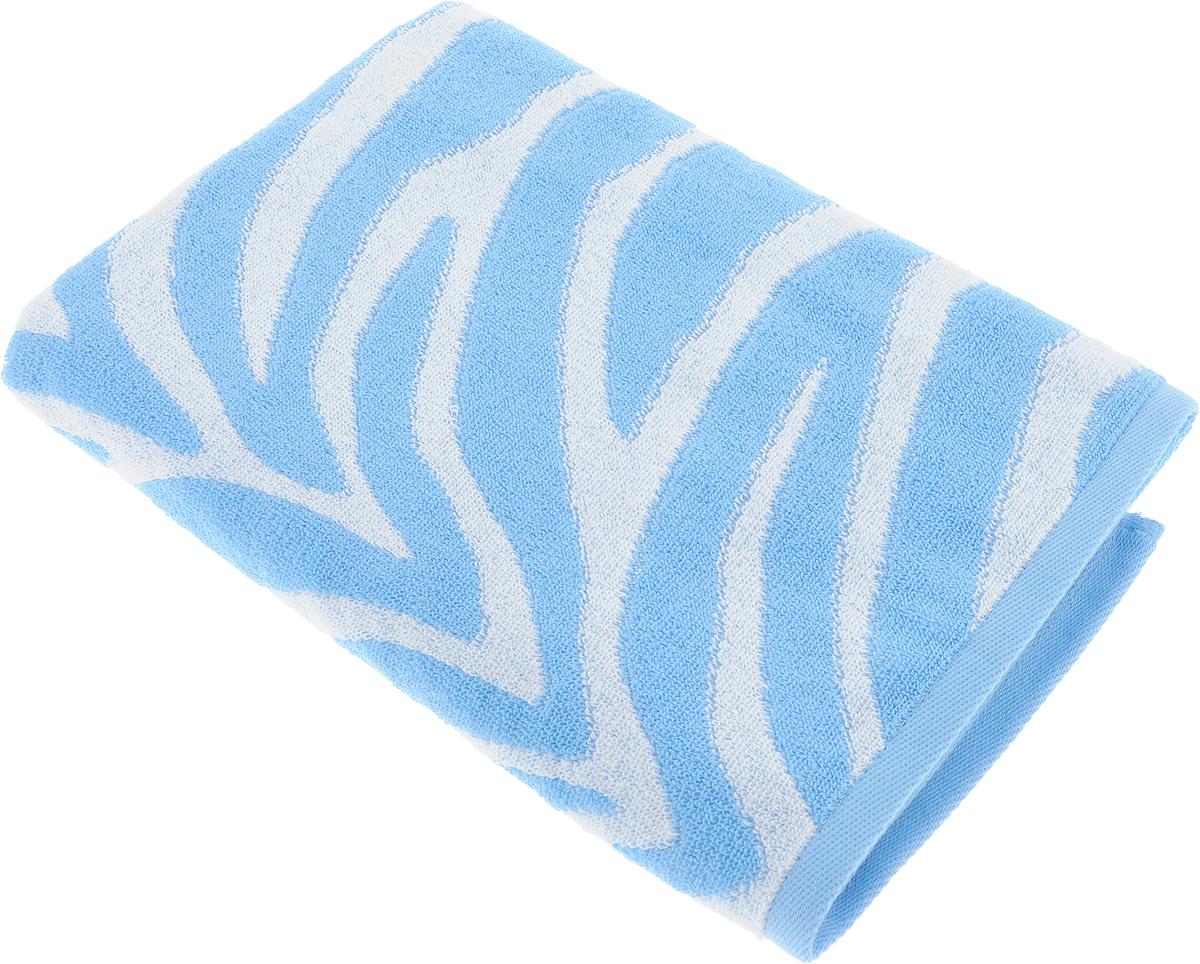 """Махровое полотенце Aquarelle """"Мадагаскар. Зебра"""" изготовлено из натурального 100% хлопка. Это мягкое и нежное полотенце добавит ярких красок и позитивного настроя в каждый день.  Изделие отлично впитывает влагу, быстро сохнет, сохраняет яркость цвета даже после многократных стирок."""