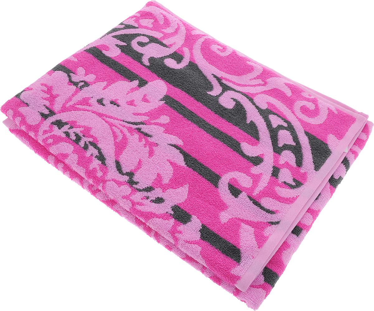 Полотенце Hobby Home Collection Avangard, цвет: розовый, 70 x 140 см1501001623Махровое полотенце Hobby Home Collection Avangard выполнено из 100% хлопка. Изделие отлично впитывает влагу, быстро сохнет, сохраняет яркость цвета и не теряет форму даже после многократных стирок. Необычный яркий дизайн полотенца украсит интерьер ванной комнаты.