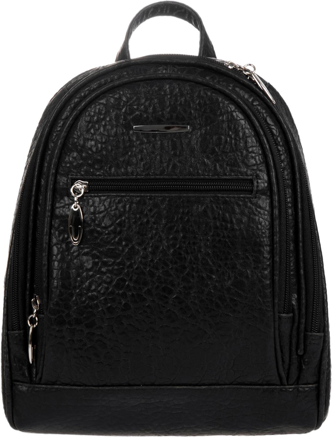 Рюкзак женскийрюк Constanta, цвет: черный. 1-2825-945