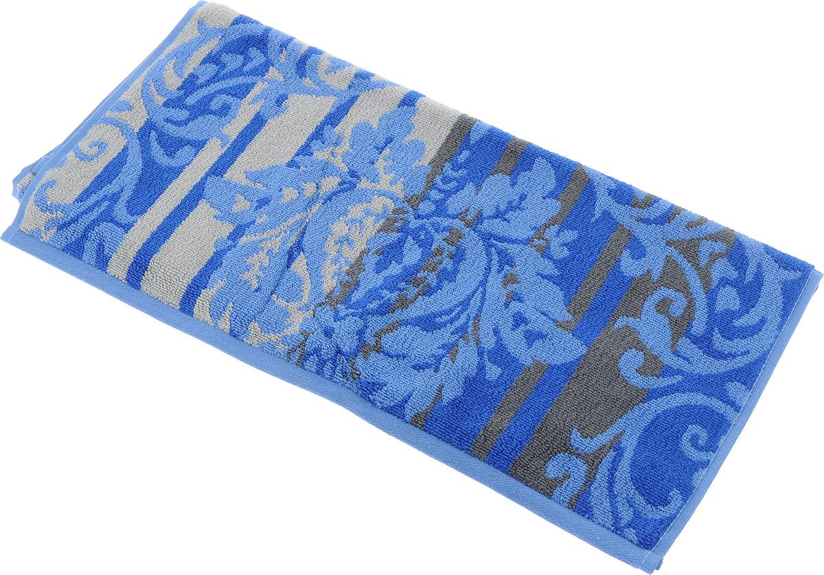 Полотенце Hobby Home Collection Avangard, цвет: синий, 50 x 90 см1501001618Махровое полотенце Hobby Home Collection Avangard выполнено из 100% хлопка. Изделие отлично впитывает влагу, быстро сохнет, сохраняет яркость цвета и не теряет форму даже после многократных стирок. Необычный яркий дизайн полотенца украсит интерьер ванной комнаты.