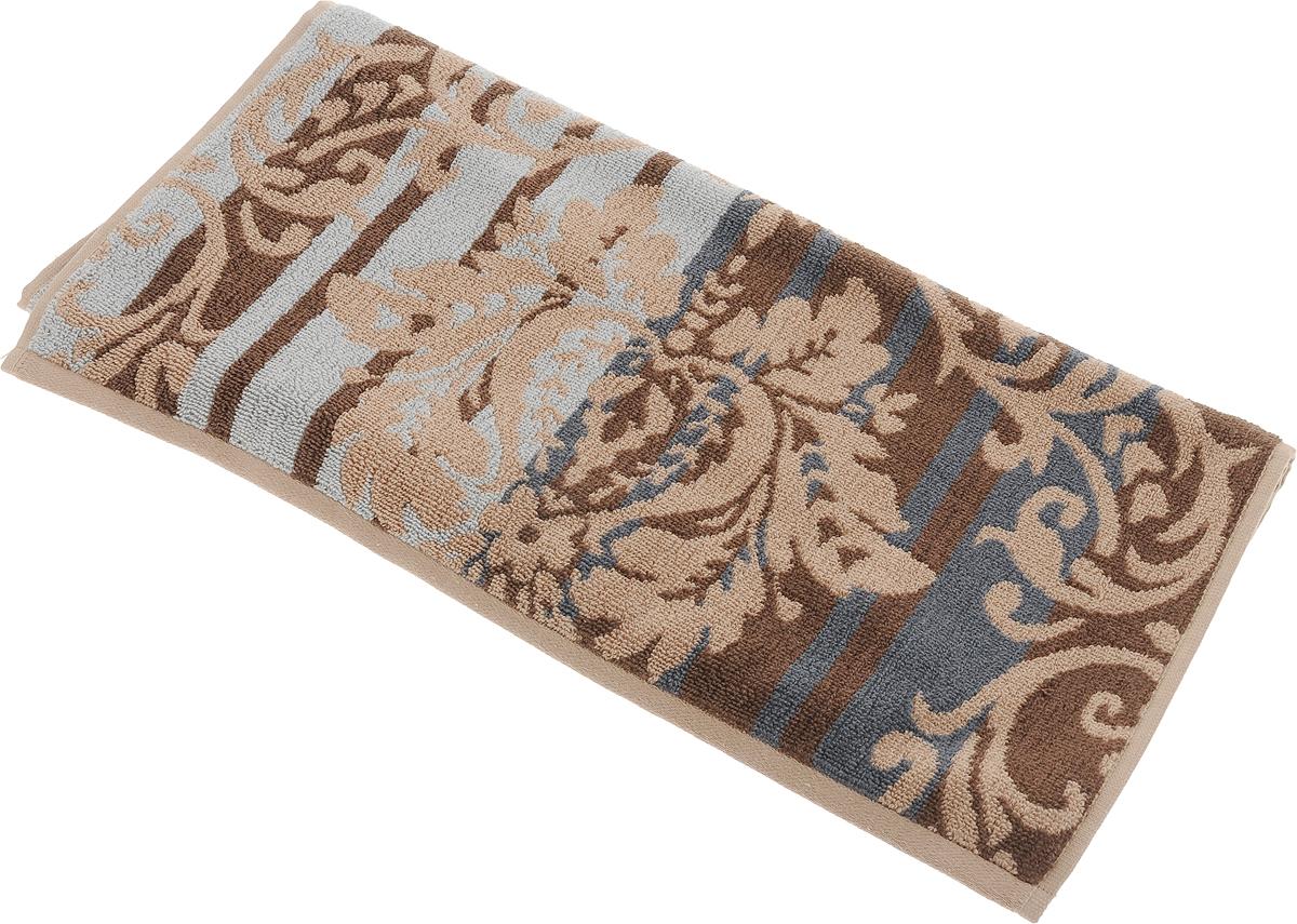 Полотенце Hobby Home Collection Avangard, цвет: коричневый, 50 x 90 см1501001620Махровое полотенце Hobby Home Collection Avangard выполнено из 100% хлопка. Изделиеотличновпитывает влагу, быстро сохнет, сохраняет яркость цвета и не теряет форму даже послемногократных стирок.Необычный яркий дизайнполотенца украсит интерьер ванной комнаты.