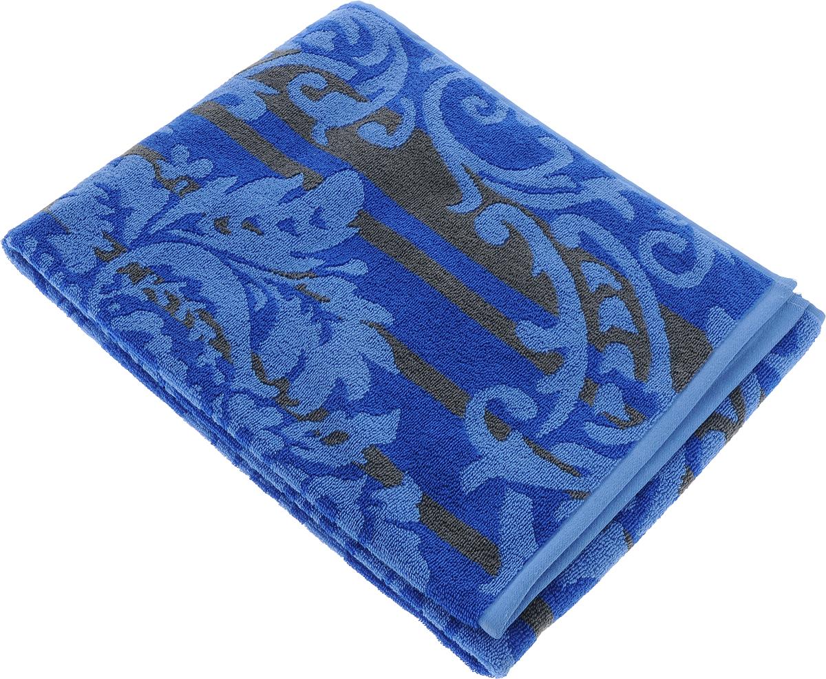 Полотенце Hobby Home Collection Avangard, цвет: синий, 70 x 140 см1501001622Махровое полотенце Hobby Home Collection Avangard выполнено из 100% хлопка. Изделие отлично впитывает влагу, быстро сохнет, сохраняет яркость цвета и не теряет форму даже после многократных стирок. Необычный яркий дизайн полотенца украсит интерьер ванной комнаты.