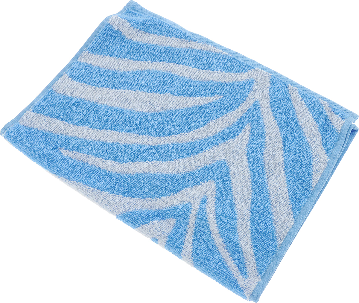 Полотенце Aquarelle Мадагаскар. Зебра, цвет: белый, синий, 35 х 70 см713155Махровое полотенце Aquarelle Мадагаскар. Зебра изготовлено из натурального 100% хлопка.Это мягкое и нежное полотенце добавит ярких красок и позитивного настроя в каждый день. Изделие отлично впитывает влагу, быстро сохнет, сохраняет яркость цвета даже после многократных стирок.