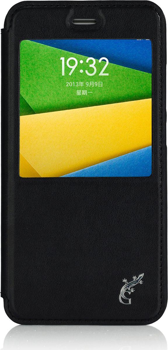 G-Case Slim Premium чехол для Xiaomi Mi 5X/Mi A1, BlackGG-855Чехол-книжка G-Case Slim Premium для Xiaomi Mi 5X/Mi A1 c окошком надежно защитит ваш смартфон от пыли, грязи, царапин, оставив при этом свободный доступ ко всем разъемам устройства. Также имеется возможность использования чехла в виде настольной подставки. Чехол G-Case Slim Premium - это стильная и элегантная деталь вашего образа, которая всегда обращает на себя внимание среди множества вещей.