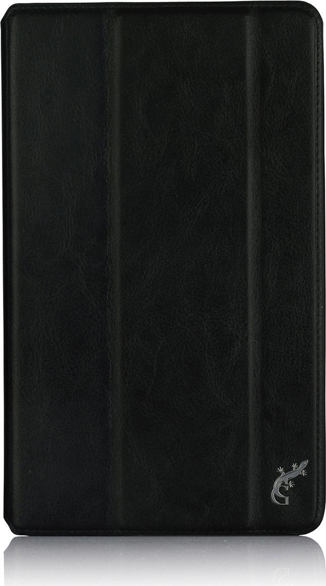 G-Case Executive чехол для Lenovo Tab 4 Plus 8.0 TB-8704X, BlackGG-864Чехол G-Case Executive для Lenovo Tab 4 Plus 8.0 TB-8704X предохраняет планшет от падений и ударов во время путешествий. Изделие отлично справляется с защитой дисплея и корпуса от царапин, потертостей, пыли, влаги и грязи благодаря плотному прилеганию, а натуральный высококачественный материал амортизирует силу удара при случайном падении. В конструкции чехла оставлены в свободном доступе все необходимые разъемы, порты, кнопки и клавиши. Для съемки видео и фотографий предусмотрено специальное отверстие для камеры. Тонкая конструкция не увеличивает зрительно размеров планшета. Чехол также выполняет функцию поставки для удобства просмотра фильмов или чтения книг в пути.
