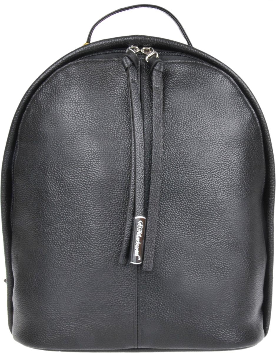 Сумка-рюкзак женская Franchesco Mariscotti, цвет: черный. 1-3894к пл1-3894к пл черныйСумка-рюкзак Franchesco Mariscotti закрывается на молнию, на задней стенке карман на молнии, внутри объемный карман и карман на молнии.