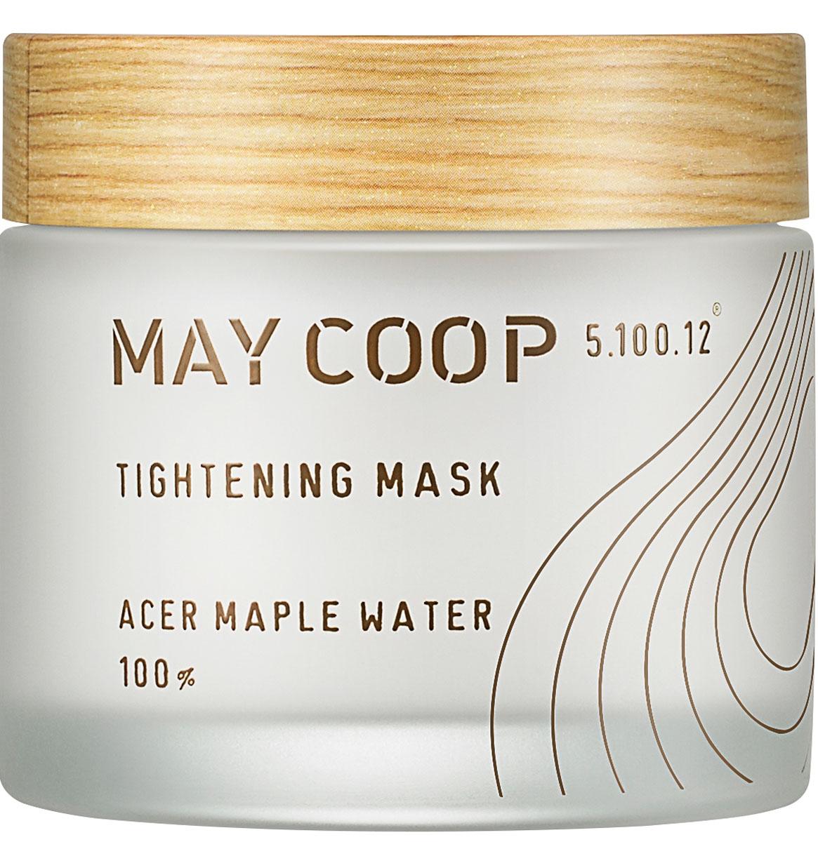 May Coop Подтягивающая ночная маска для омоложения кожи лица Tightening Mask 80 мл - Косметика по уходу за кожей