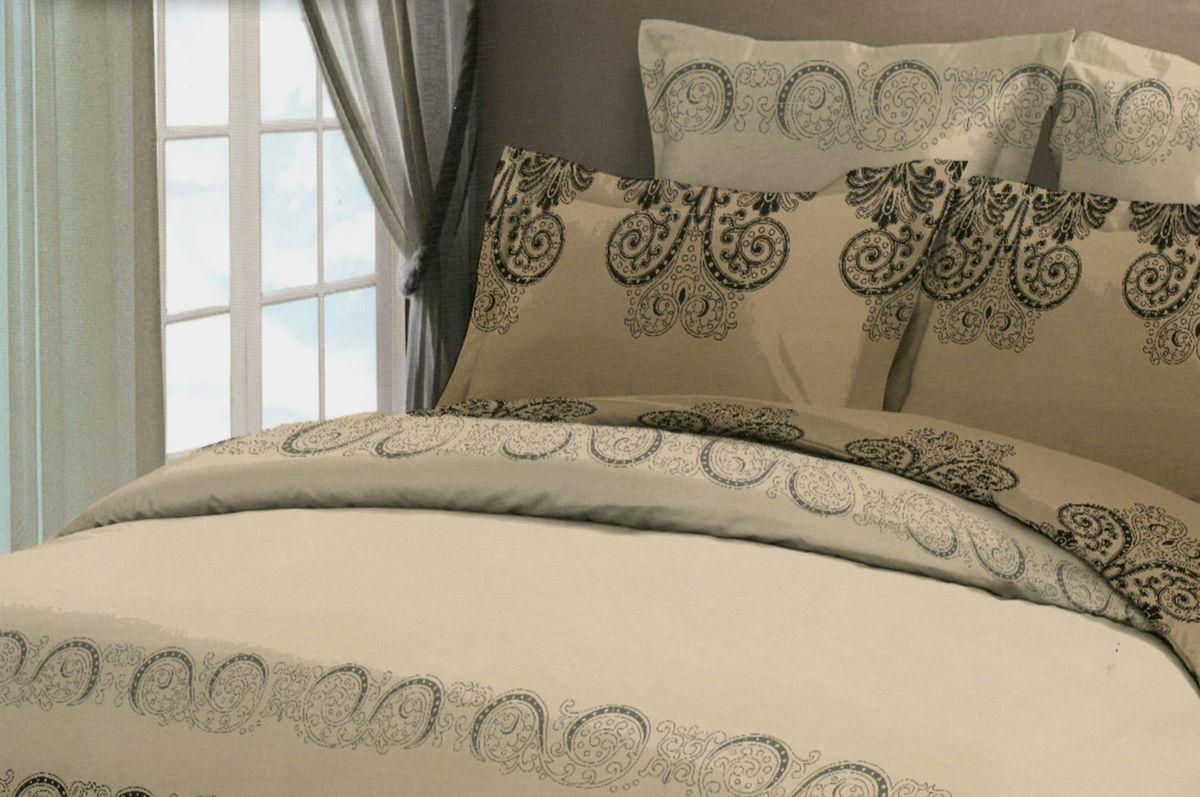 Комплект белья Amore Mio Olsen, евро, наволочки 70х7086694Постельное белье из бязи практично и долговечно, а самое главное - это 100% хлопок! Материал великолепно отводит влагу, отлично пропускает воздух, не капризен в уходе, легко стирается и гладится. Новая коллекция Naturel 3-D дизайнов позволит выбрать постельное белье на любой вкус!