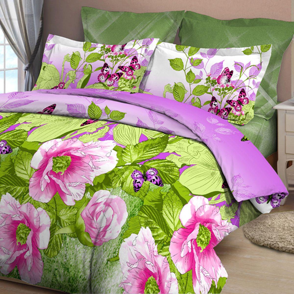 Комплект белья Amore Mio Pion, 2-спальный, наволочки 70х70