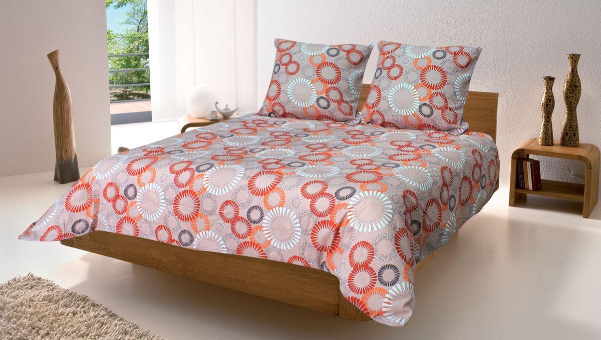 Комплект белья Amore Mio Twist 2, евро, наволочки 70х7087078Постельное белье из бязи практично и долговечно, а самое главное - это 100% хлопок! Материал великолепно отводит влагу, отлично пропускает воздух, не капризен в уходе, легко стирается и гладится. Новая коллекция Naturel 3-D дизайнов позволит выбрать постельное белье на любой вкус!
