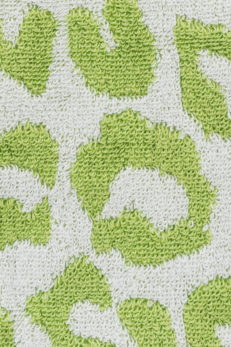 """Махровое полотенце Aquarelle """"Мадагаскар. Леопард"""" изготовлено из натурального 100% хлопка. Это мягкое и нежное полотенце добавит ярких красок и позитивного настроя в каждый день.  Изделие отлично впитывает влагу, быстро сохнет, сохраняет яркость цвета даже после многократных стирок."""