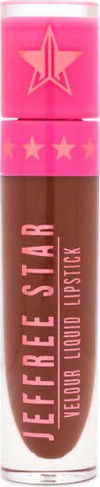 Жидкая матовая помада Jeffree Star Velour Liquid Lipstick Dominatrix, 5,6 гJFS-815446020051Жидкая матовая помада Velour Liquid Lipstick от Jeffree Star Cosmetics - это суперпигментированное, абсолютно матовое покрытие, которое продержится долгое время.Какая губная помада лучше. Статья OZON Гид