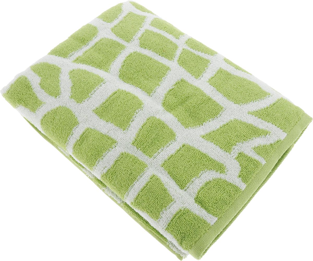 Полотенце Aquarelle Мадагаскар. Жираф, цвет: белый, травяной, 70 х 140 см713179Махровое полотенце Aquarelle Мадагаскар. Жираф изготовлено из натурального 100% хлопка.Это мягкое и нежное полотенце добавит ярких красок и позитивного настроя в каждый день. Изделие отлично впитывает влагу, быстро сохнет, сохраняет яркость цвета даже после многократных стирок.