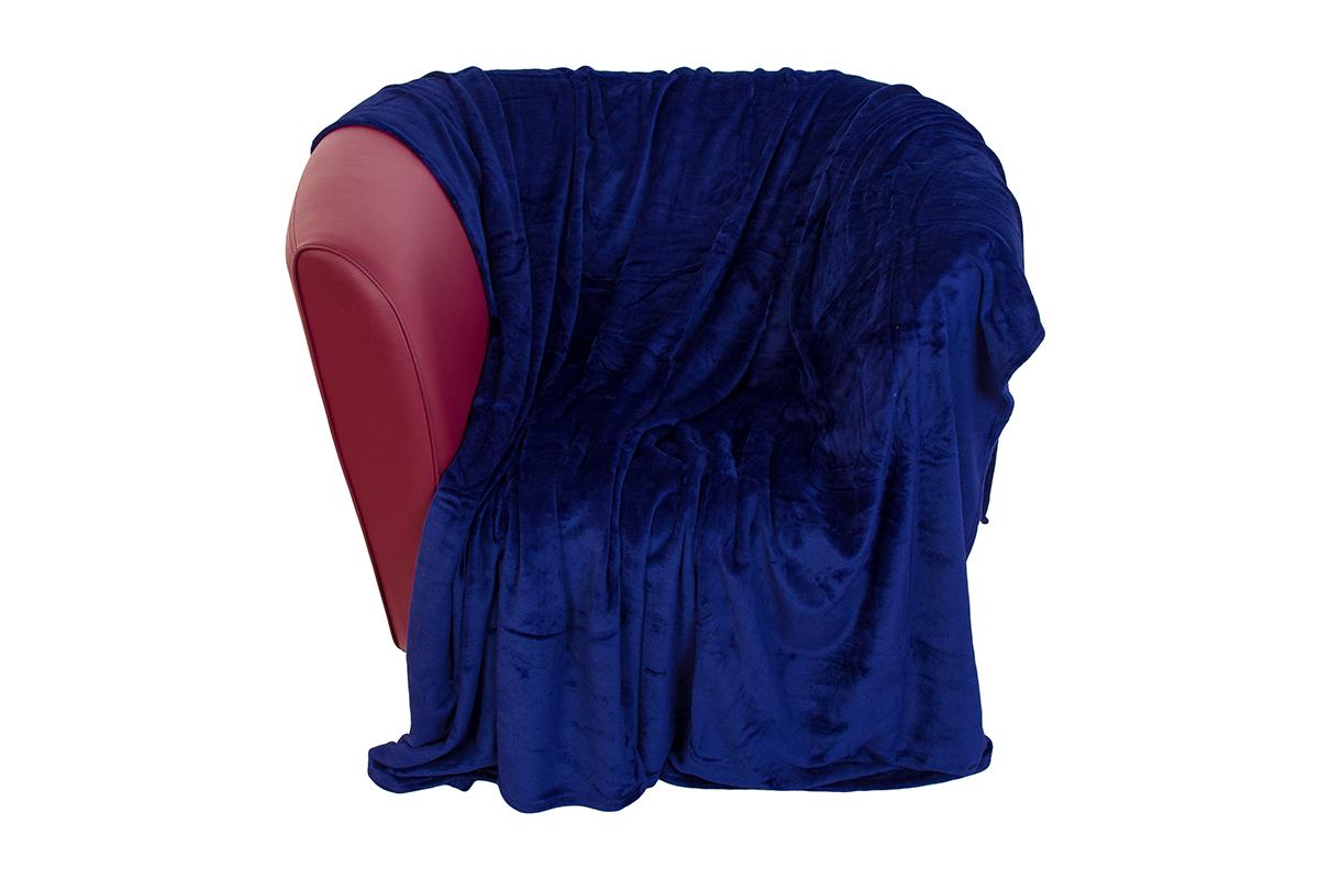 Плед EL Casa Сияние сапфира, 150 х 200 см960122Уютный, легкий и прочный плед в оригинальном дизайне послужит украшением декора Вашей комнаты и согреет Вас и Ваших близких. Устойчив к истиранию и скатыванию, не мнется, не деформируется, сохранит первоначальный вид даже при активном использовании и многочисленных стирках. Такой плед идеален в качестве подарка на любой праздник. Изделие в подарочной сумке с ручками.