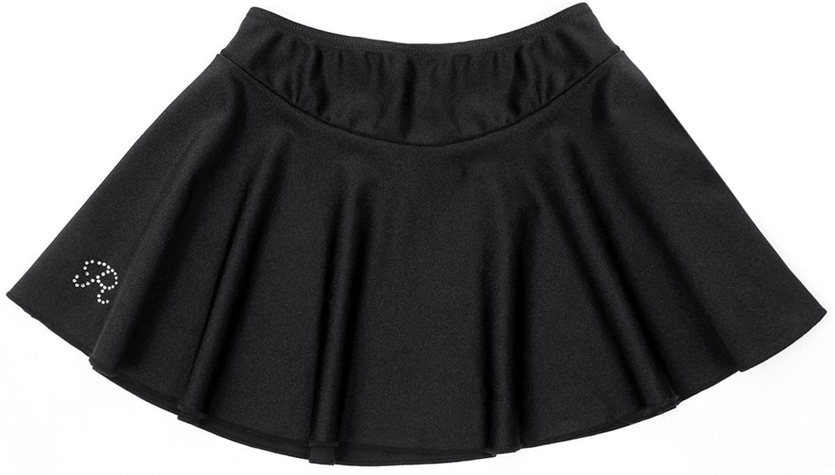 Юбка для девочки Reike, цвет: черный. 702_black. Размер 128702_blackГимнастическая юбка Reike для занятий гимнастикой, фигурным катанием и танцами. Выполнена из приятного к телу эластичного материала, обеспечивающего достаточный воздухообмен. Кожа в немдышит, и влага выводится, не накапливаясь на ткани.