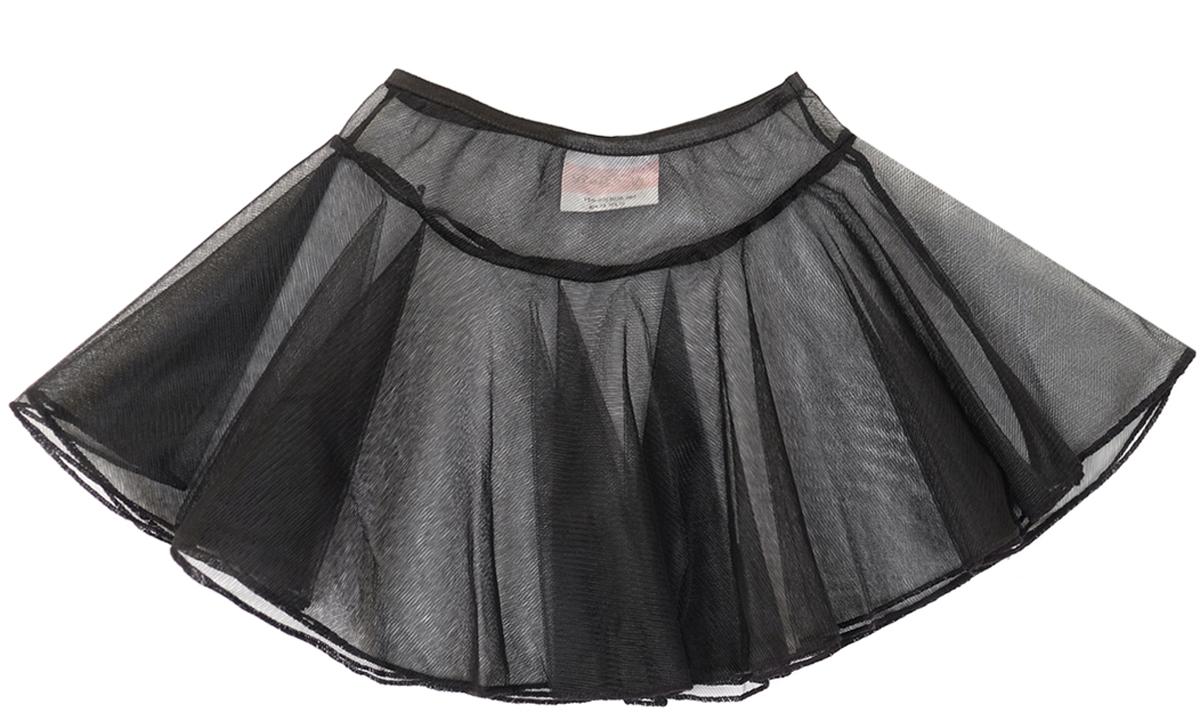 Юбка для девочки Reike, цвет: черный. 702M_black. Размер 128702M_black