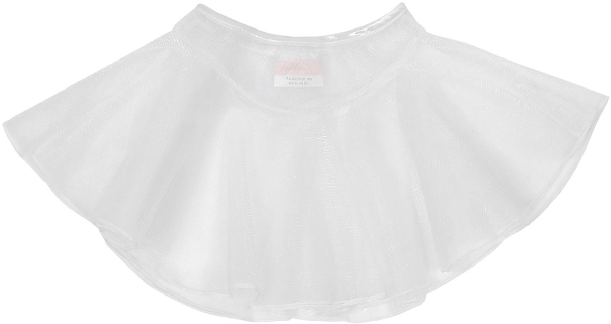 Юбка для девочки Reike, цвет: белый. 702M_white. Размер 152702M_whiteГимнастическая юбка-солнце Reike предназначена для занятий гимнастикой, фигурным катанием и танцами. Модель выполнена из двойного сетчатого полотна.