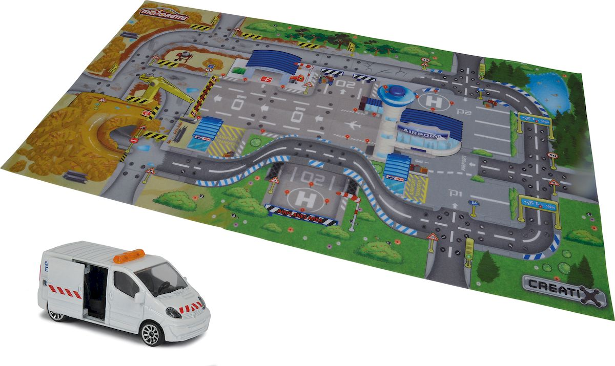 Majorette Игровой набор Construction - Игровые наборы