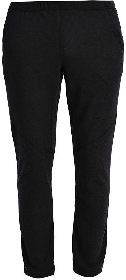 Брюки спортивные мужские Adidas Wool Chino, цвет: черный. B43319. Размер 46B43319Мужские брюки для пешего туризма в холодную погоду. Плотный эластичный трикотаж с добавлением шерсти хорошо сохраняет тепло и позволяет коже дышать. Облегающий крой для свободы движений во время боулдеринга или альпинистских подъемов.