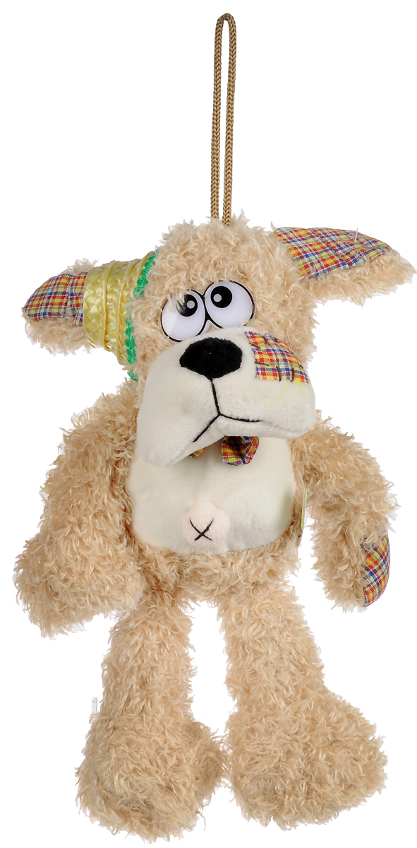 Lapa House Мягкая игрушка Собачка 16 см 54069 малышарики мягкая игрушка собака бассет хаунд 23 см