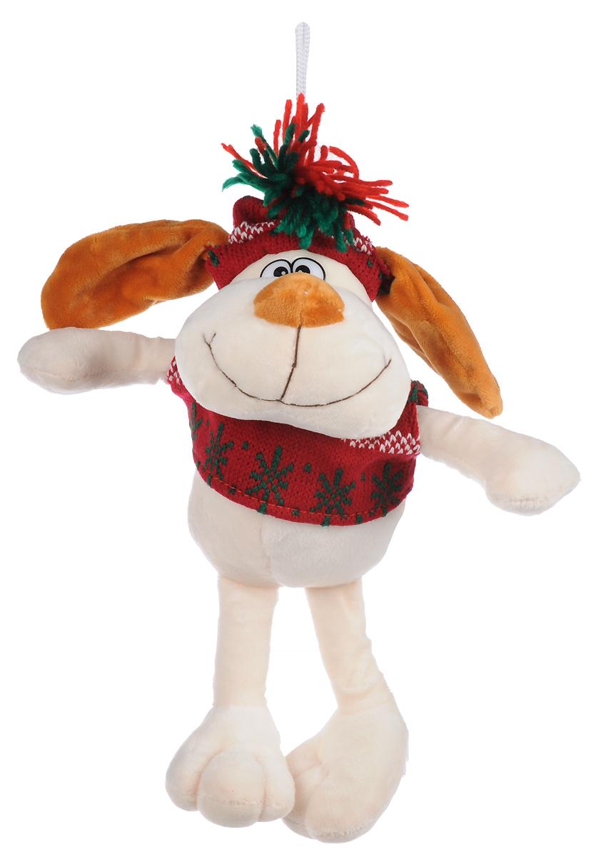 Lapa House Мягкая игрушка Собачка 18 см 56117 малышарики мягкая игрушка собака бассет хаунд 23 см