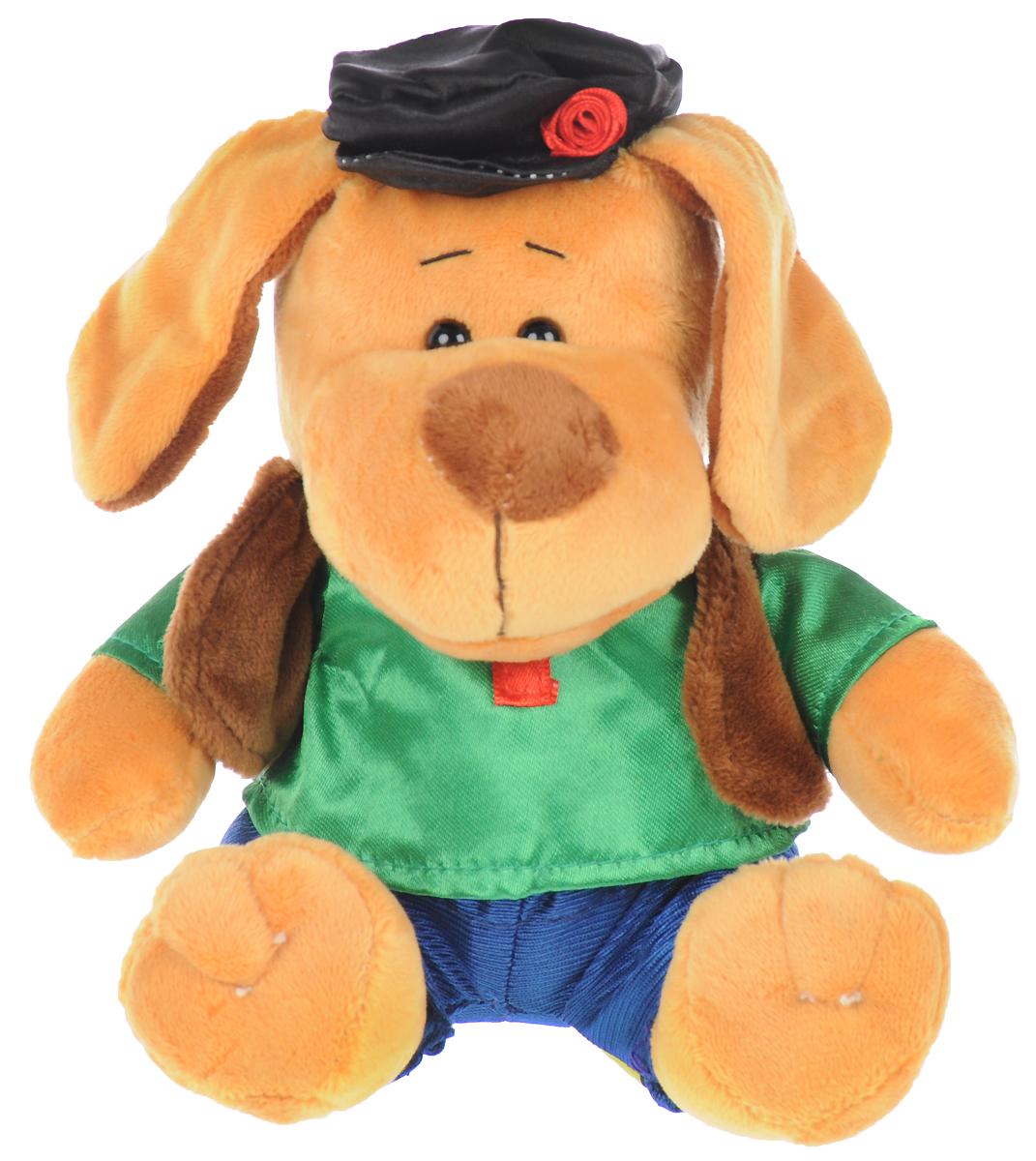 Lapa House Мягкая игрушка Собачка 15 см huile игрушка музыкальная собачка с телефоном