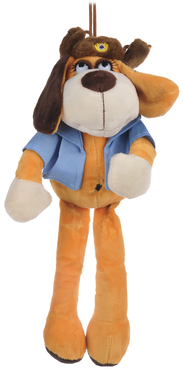 Lapa House Мягкая игрушка Собака 18 см 54076 малышарики мягкая игрушка собака бассет хаунд 23 см