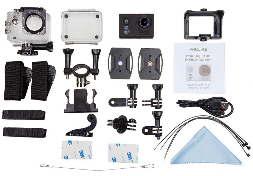 Prolike FHD, Blackэкшн-камера Prolike