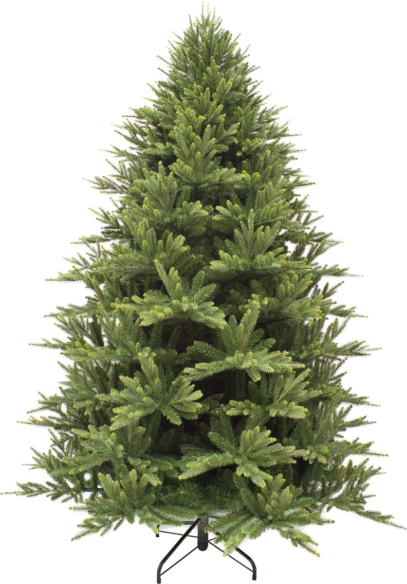 Ель искусственная Triumph Tree Королевская Премиум, цвет: зеленый, высота 215 см73168 (1036259)