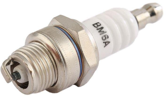 Свеча зажигания Hammer BM6A138410Свеча зажигания Hammer BM6A - это специальное устройство, отвечающее за воспламенение топливной смеси в двигателе. Оно предназначенодля двигателя внутреннего сгорания.Характеристики:Количество электродов массы: 1 Зазор между электродами: 0,8 мм Калильное число: 6 Свечной ключ: 19 мм Внешняя резьба: M14 х 1,25 Длина резьбы: 9,5 мм.
