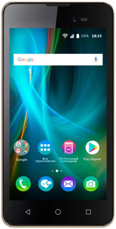 BQ 5035 Velvet, Gold85954331BQ представляет новый смартфон BQ 5035 Velvet.Производительный четырехъядерный процессор и 1 ГБ ОЗУ - это гарантия быстрой работы с любыми приложениями и программами. В качестве ОС используется современная и проверенная ОС Android 7.0, эффективно оптимизирующая процессы устройства. Для того чтобы увеличить 8 ГБ встроенной памяти до 64 ГБ, достаточно воспользоваться Micro SD.Для создания фотографий и осуществления видеозвонков используются две камеры 5 и 8 Мпикс.Доступ к скоростному интернету осуществляется через установленный модуль 3G. Помимо тонкого и компактного дизайна корпуса выпускающегося в четырех цветах, его крышка дополнена текстурированным узором.Смартфон сертифицирован EAC и имеет русифицированный интерфейс меню и Руководство пользователя.